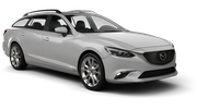 BUDGET Car rental Norrkoping Standard car - Mazda 6 Estate