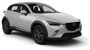HERTZ Car rental Dubai - Marina Economy car - Mazda CX-3