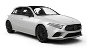 SIXT Car rental Dubai - Al Quoz Compact car - Mercedes A Class