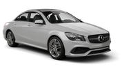 SIXT Car rental Miami - Miami Beach Luxury car - Mercedes CLA ya da benzer araçlar