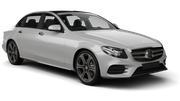 AVIS Car rental Perugia - Airport - St. Francis Of Assisi Luxury car - Mercedes E Class