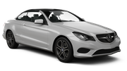 SIXT Car rental Dubai - Ras Al Khor Convertible car - Mercedes E Class Convertible
