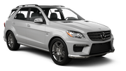SIXT Car rental Dubai - Al Quoz Suv car - Mercedes ML