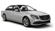 SIXT Car rental Fort Lauderdale - Port Everglades Luxury car - Mercedes S Class