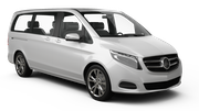 EDEL AND STARK LUXURY FLEET Car rental Sharjah - Intl Airport Van car - Mercedes V Class أو ما شابه