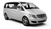 SIXT Car rental Dubai - Ras Al Khor Van car - Mercedes Viano