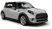 FLIZZR Car rental Geneva - Airport Convertible car - Mini Cooper Convertible