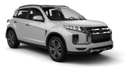 BUDGET Car rental Sydney Airport - International Terminal Suv car - Mitsubishi ASX