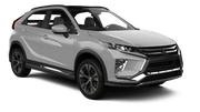 EAST COAST Car rental Sydney Airport - International Terminal Suv car - Mitsubishi Eclipse
