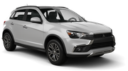 DOLLAR Car rental Stoke-on-trent Suv car - Mitsubishi Outlander