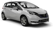 DOLLAR Car rental Durban - Airport - King Shaka Compact car - Nissan Almera