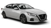 ROUTES Car rental Edmonton Standard car - Nissan Altima