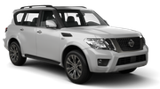 HERTZ Car rental Buffalo - Airport Suv car - Nissan Armada