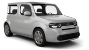 NISSAN Car rental Tachikawa - Downtown Compact car - Nissan Cube
