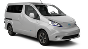AIRCAR Car rental Marrakech Van car - Nissan Evalia