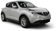 EUROPCAR Car rental Larnaca - Airport Suv car - Nissan Juke