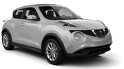 THRIFTY Car rental Abu Dhabi - Downtown Suv car - Nissan Kicks