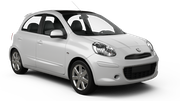 AVIS Car rental Costa Rica - Liberia Economy car - Nissan March