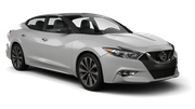 ALAMO Car rental Oak Hill Luxury car - Nissan Maxima
