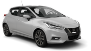 DOLLAR Car rental Dubai - Ras Al Khor Mini car - Nissan Micra