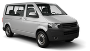 GREEN MOTION Car rental Orlando - Airport Van car - Nissan NV3500