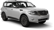 NATIONAL Car rental Safat - Sharq Suv car - Nissan Patrol أو ما شابه