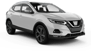 THRIFTY Car rental Durban - Airport - King Shaka Suv car - Nissan Qashqai