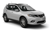 ROUTES Car rental Edmonton Suv car - Nissan Rogue