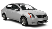 GREEN MOTION Car rental Trou D'eau Douce - Hotel Bougainville Standard car - Nissan Sentra