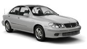 MODE RENTALS Car rental Christchurch - Airport Standard car - Nissan Sunny