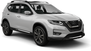 SIXT Car rental Sofia - Airport - Terminal 2 Suv car - Nissan X-Trail