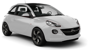 GOLDCAR Car rental Porto - Airport Mini car - Opel Adam