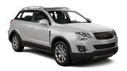 EUROPCAR Car rental Uelzen Suv car - Opel Antara
