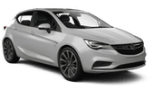 SIXT Car rental Bourgas - Airport Compact car - Opel Astra