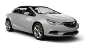 ALAMO Car rental Split - Airport Convertible car - Opel Cascada