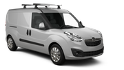 EUROPCAR VANS AND TRUCKS Car rental Stoke-on-trent Van car - Opel Combo Van