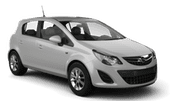 CITY RENT Car rental Sofia - Airport - Terminal 2 Economy car - Opel Corsa