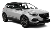 INTERRENT Car rental Sicily - Catania Airport - Fontanarossa Suv car - Opel Grandland X