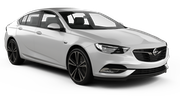KEDDY BY EUROPCAR Car rental Stoke-on-trent Standard car - Opel Insignia