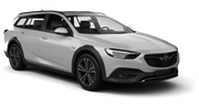 SIXT Car rental Copenhagen - International Airport - Kastrup Standard car - Opel Insignia Estate