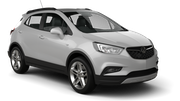 SICILY BY CAR Car rental Perugia - Airport - St. Francis Of Assisi Van car - Opel Mokka