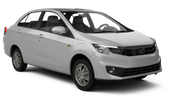 GREEN MATRIX Car rental Sandakan - Airport Compact car - Perodua Bezza