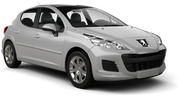 ACTIVE Car rental Gzira Economy car - Peugeot 107