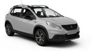 GREEN MOTION Car rental Stoke-on-trent Suv car - Peugeot 2008