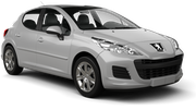CITYGO Car rental Mellieha Compact car - Peugeot 207