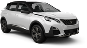 SIXT Car rental Esch Alzette Downtown Standard car - Peugeot 3008