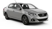 FIREFLY Car rental Marrakech - Airport Compact car - Peugeot 301