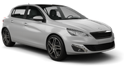 CAR NET Car rental Kielce Compact car - Peugeot 308