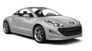 SICILY BY CAR Car rental Palermo - Airport - Punta Raisi Convertible car - Peugeot 308 Convertible