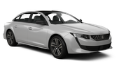 DIRENT Car rental Casablanca Port Railway Station Standard car - Peugeot 508